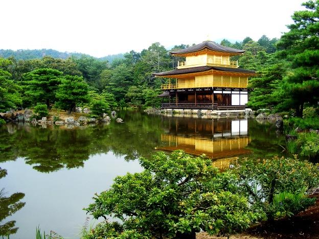 17- Ginkakuji temple
