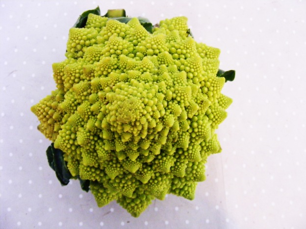 Romanesco cauliflower beautiful