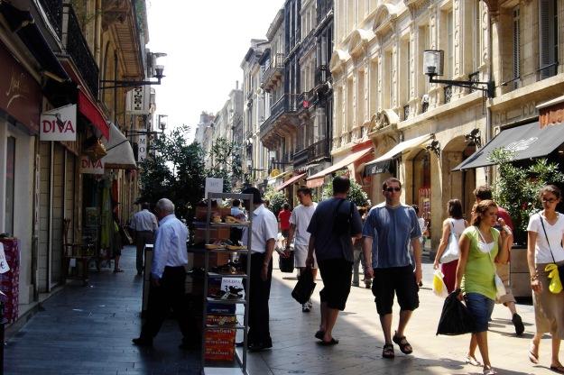 Bordeaux, Saint-Catherine Street
