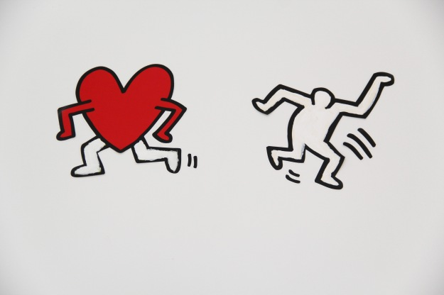 IKEA keith haring stickers