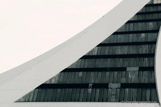 Stade Olympique photo artistique