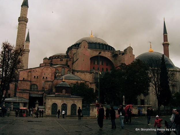 Hagia Sophia Istanbul A Storytelling Home Lea Plourde-Archer