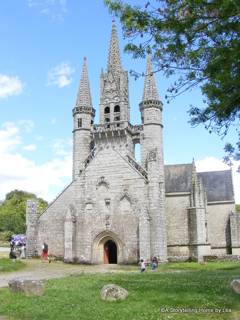 France Brittany church_A storytelling Home_Lea Plourde-Archer