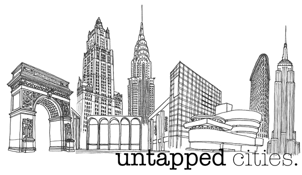Untapped Cities_logo_ A storytelling Home