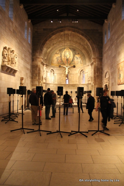 Janet Cardiff Cloisters 40 part motet New York 2013