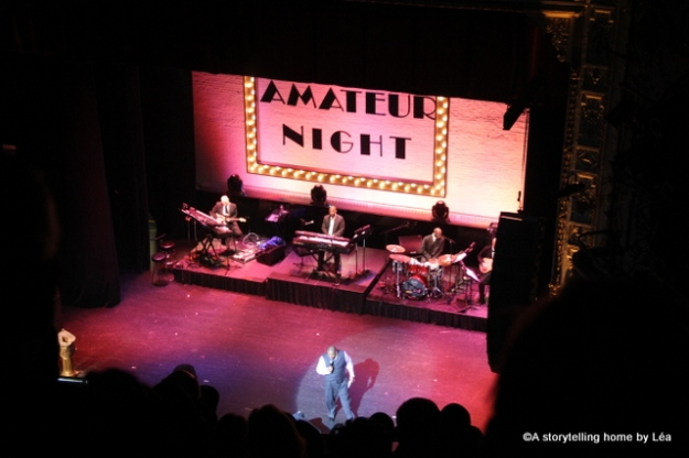 amateur night apollo theater harlem