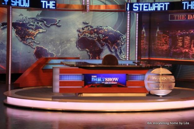 Daily show studio new york city