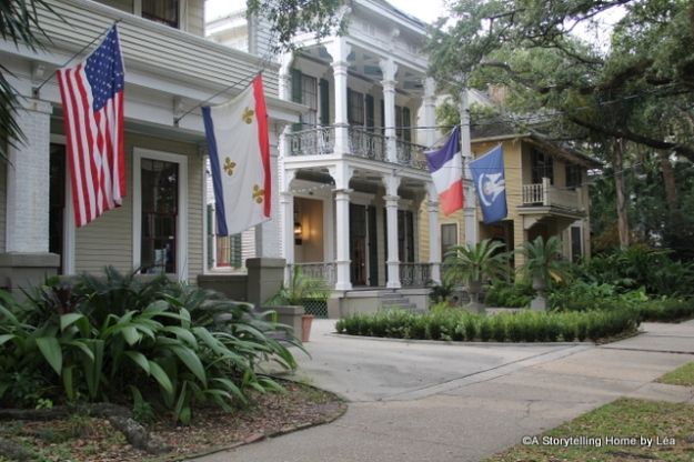 New Orleans Houses A Storytelling Home