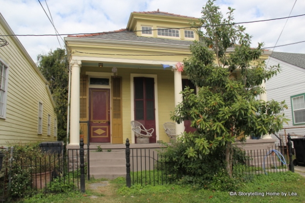 House New Orleans A Storytelling Home