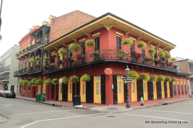 french quarter building New Orleans A Storytelling Home