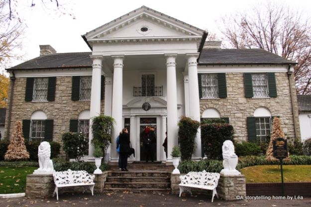 Graceland Memphis Tennessee fall 2013_A Storytelling Home