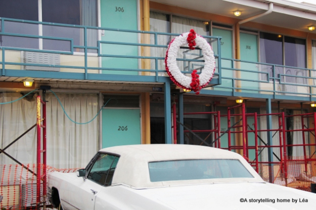 Lorraine Motel room 306 Memphis Tennessee_A Storytelling Home