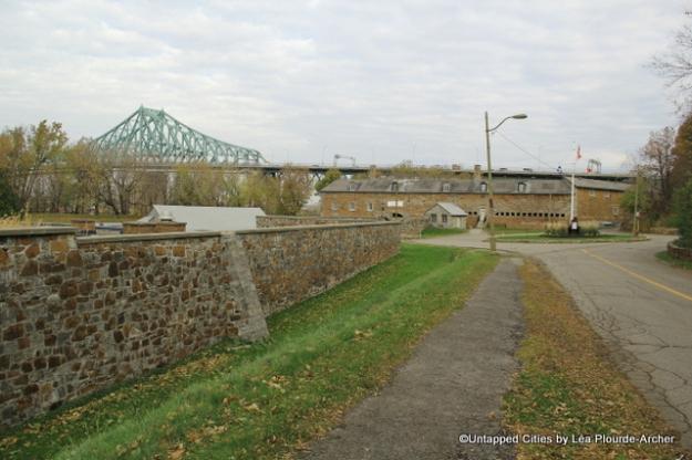 Camp s43 Parc Jean-Drapeau Musée stewart Montreal