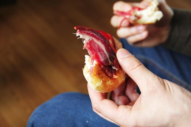 Pastirma (Turkish pastrami)