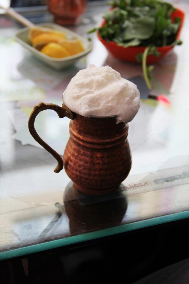 istanbul culinary backstreets_ayran