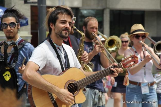 Lemon Bucket Orchestra_ Montreal Jazz festival