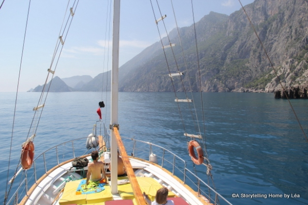 Lycian coast_Turkey_boat_meditteranean_2014