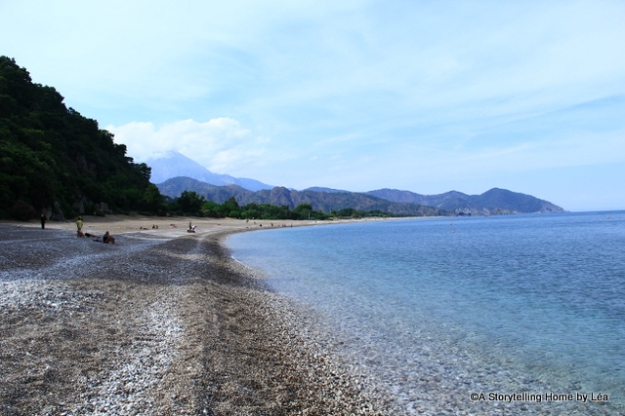Olympos beach_Olympos_Turkey_2014
