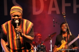 Festival nuits d'afrique_2014_Montréal_Sierra Leone Refugee All stars